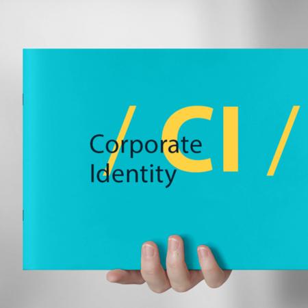 Corporate identity (CI)